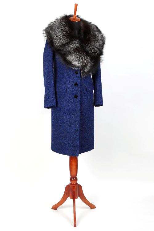Как сшить себе зимнее пальто